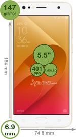 Zenfone 4Selfie Pro