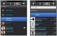 RIM lanza oficialmente el servicio BlackBerry Messenger Music en fase beta