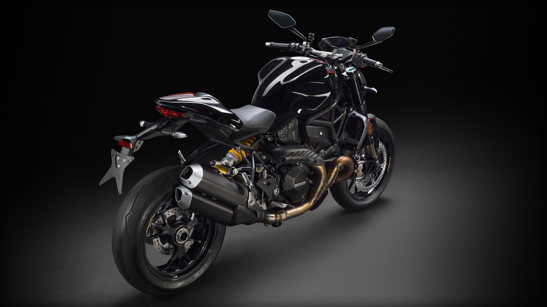 Foto de Ducati Monster 1200 R (24/30)