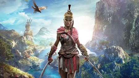 Assassin's Creed Odyssey se prepara para recibir su última actualización