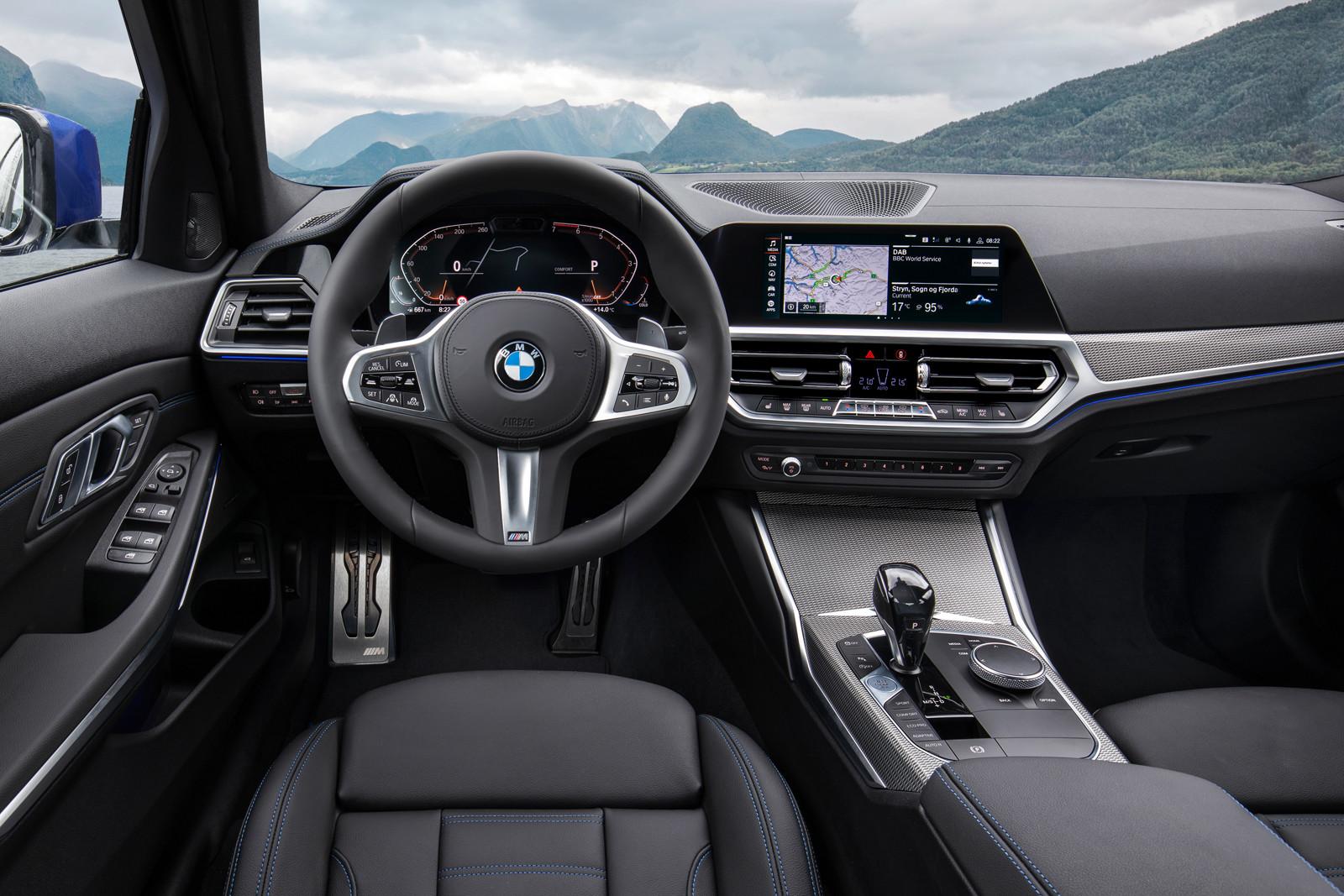Foto de BMW Serie 3 2019 (35/131)