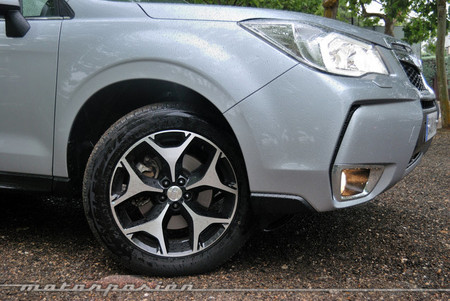 Subaru Forester 2.0 Boxer Turbo (XT)