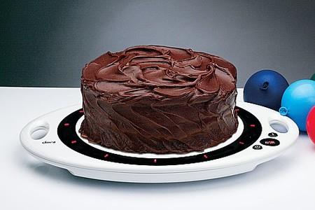 Musical Cake Tray, una bandeja para tartas muy inteligente