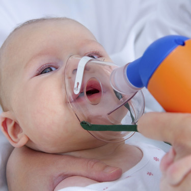 Bronquiolitis: la enfermedad que es la causa de ingreso más frecuente en niños menores de dos años