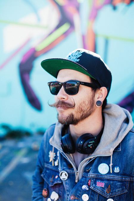 Entrevista A Arlin Graff Artista Brasileno De Street Art