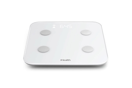 iHealth lanza sus nuevas básculas inteligentes para ayudarte a vigilar tu peso y mejorar tu salud