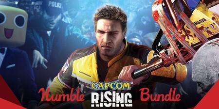 Humble Bundle quiere infestar tu PC de zombies por un precio MUY razonable con el Humble Capcom Rising Bundle
