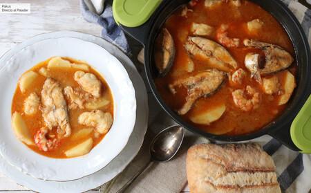 Receta de suquet de pescado, el guiso marinero sabroso que siempre sienta bien