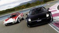 Ferrari bloquea la producción del resurgido Lancia Stratos