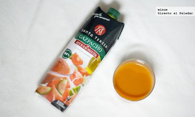 Gazpacho santa teresa