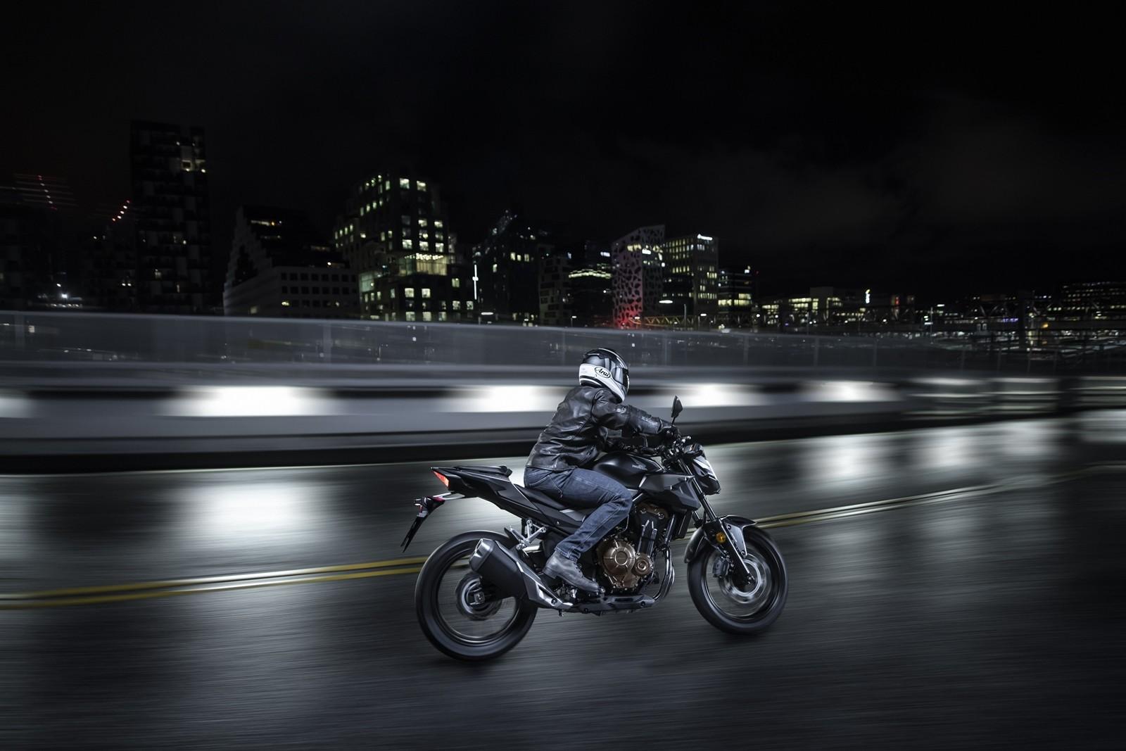Foto de Honda CB500F 2019 (15/51)