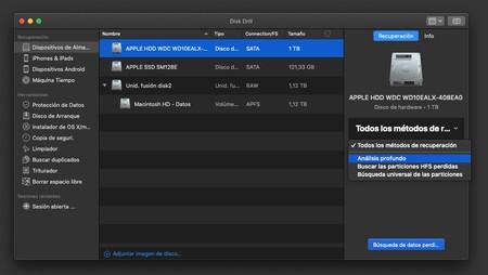 Disk Drill llega a su versión 4 con nuevas utilidades y mejoras en rendimiento para recuperar archivos