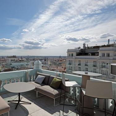 21 terrazas con buenas vistas que merecen la pena para volver a disfrutar de Madrid y Barcelona en fase 1