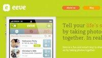 Eeve, álbumes de fotos en grupo basados en la localización
