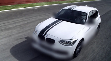 BMW Serie 1 Performance Parts, primer adelanto