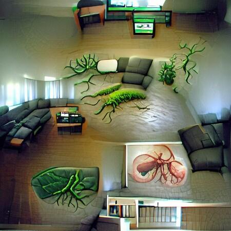 Sala De Estar Biologica