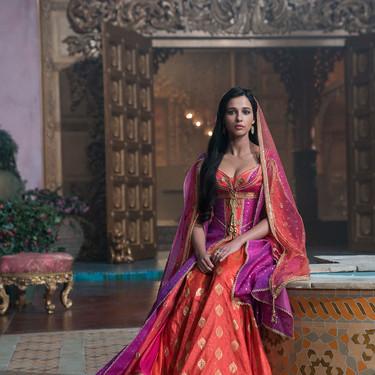 """Así de impresionante es el vestuario de """"Aladdín"""", el clásico de Disney que viene dispuesto a arrasar en el cine"""