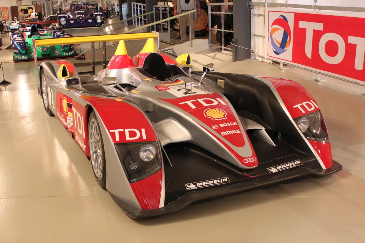 Foto de Museo 24 horas de Le Mans (206/246)