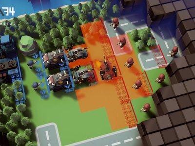 Tiny Metal, el juego de estrategia militar inspirado en Advance Wars, pone rumbo a Nintendo Switch