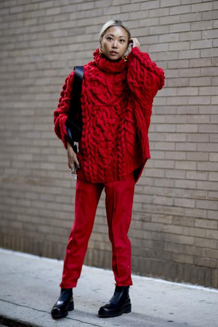 Pantalones Rojos 19