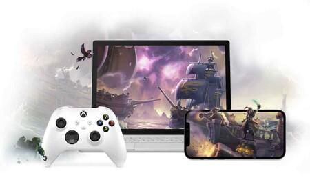 Xbox Cloud Gaming ya disponible para iPhone y iPad a través de Safari