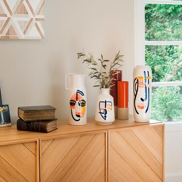 Vallauris, la colección de Habitat inspirada en grandes pintores como Picasso para crear una decoración interior increíble