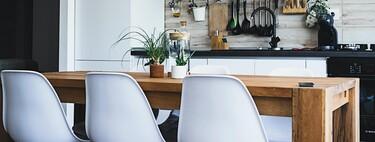 Los conjuntos de sillas de comedor con mejor puntuación y a buen precio en Amazon