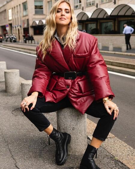 Clonados y pillados: el blazer acolchado de Prada seguirá causando sensación, y H&M lo sabe