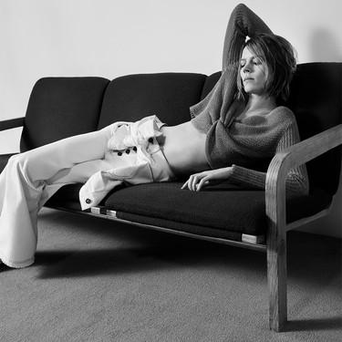 El grunge invade la nueva colección de Zara y se presenta con Freja Beha Erichsen como protagonista