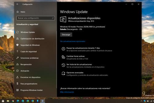Ya puedes probar la escritura mejorada y todas las nuevas funciones que Microsoft introduce en la Build 20206 para Windows 10