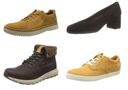 Chollos en tallas sueltas de zapatos y botas de marcas como Caterpillar, Geox o Timberland por menos de 30 euros en Amazon