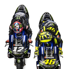Foto 51 de 65 de la galería monster-energy-yamaha-motogp-2019 en Motorpasion Moto