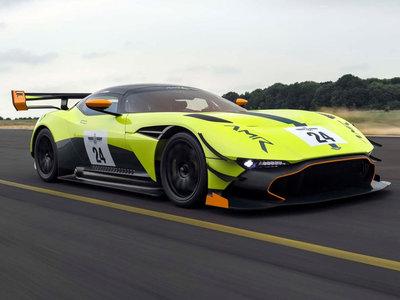 Aston Martin Vulcan AMR Pro: ¿se puede hacer un Vulcan aún más brutal? Pues sí...
