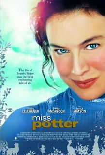 Película Miss Potter: la más dulce escritora de cuentos infantiles