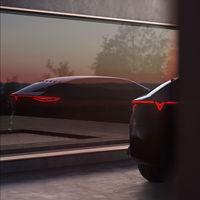 Olvida el León, el prototipo de CUPRA será otro SUV coupé: aquí su segundo teaser