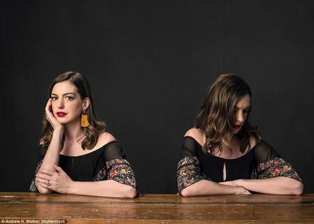 La doble personalidad de las estrellas capturada en unos bonitos retratos