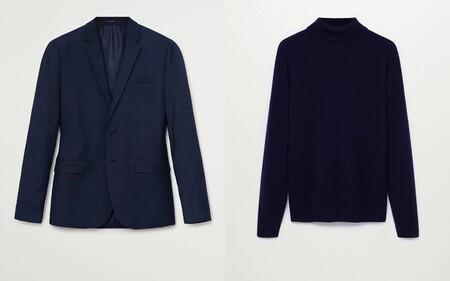 El Combo De Cuello Alto Y Blazer La Combinacion Triunfante Para Tus Looks De Invierno0