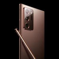 El futuro Galaxy Note 20 Ultra se filtra a través de Samsung Rusia dejando ver su diseño con todo detalle