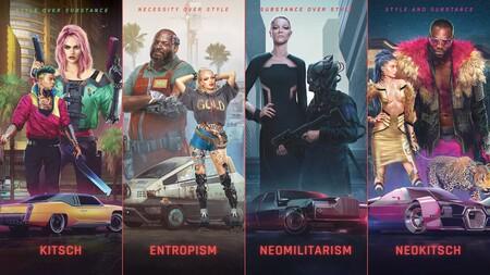 Cyberpunk 2077 dedica sus nuevos tráilers a los distintos tipos de sociedades de Night City y a la moto que podremos pilotar