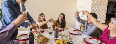 Siete cenas de Navidad, fáciles y económicas