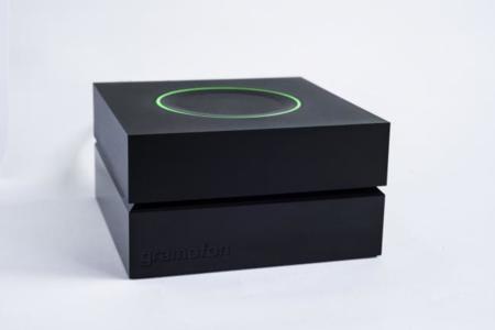 Gramofon, una fonera que envía la música de Spotify hasta tu equipo de música