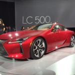 Así es el Lexus LC 500, el precioso y potente buque insignia de la marca