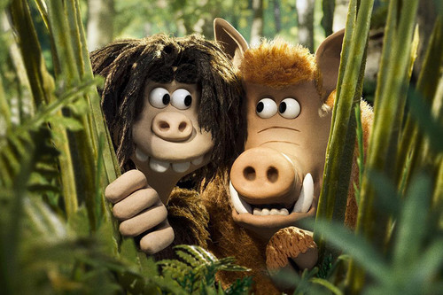 'Cavernícola' no es la mejor película de Aardman... pero sigue siendo cine de animación extraordinario