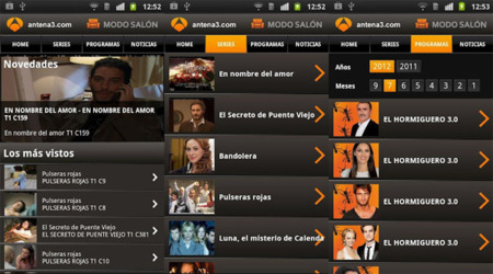 Antena 3 para Android