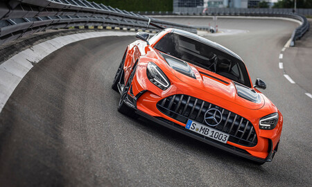 El Mercedes-AMG GT Black Series podría tener en sus manos el récord del Nürburgring con un crono de 6 minutos 43 segundos