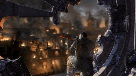 'Sniper Elite V2', el título que nos mete en la piel de un francotirador, se deja ver en un vídeo