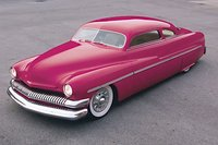 "1951 Mercury Coupe ""Mercury Rising"""