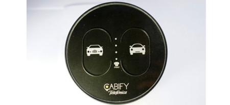 Botón inteligente de Cabify