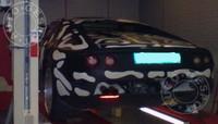 Fotos espía del futuro Lotus Esprit