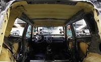 """Los brasileños pueden blindar sus coches por un """"módico"""" precio"""